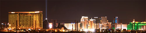 Las Vegas Strp Panoramic